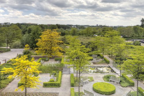 Astra Gardens 11: vue extérieure