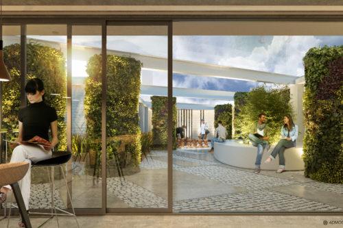 Guimard 9 New building
