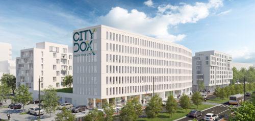 City dox: Batiment