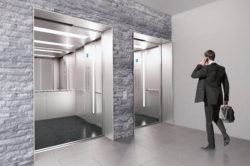 Guimard : Ascenseur